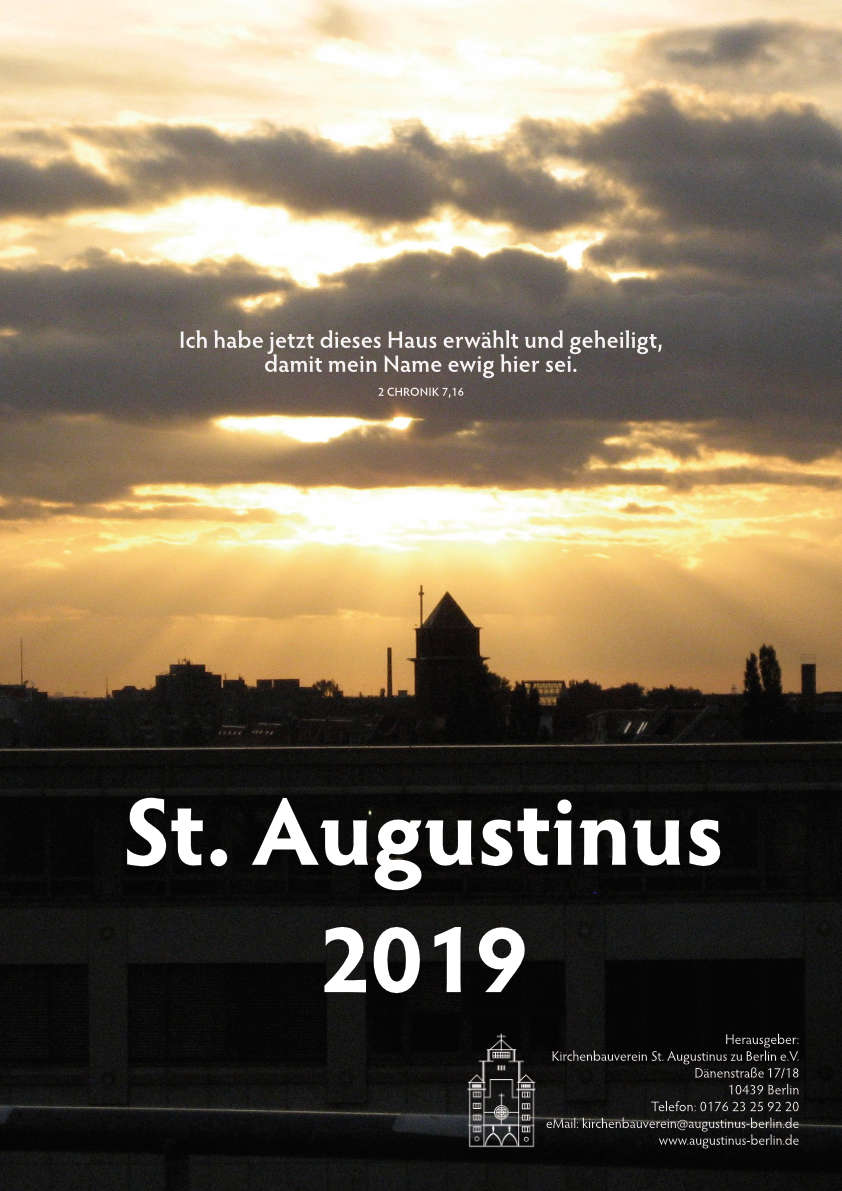 2019 - St. Augustinus