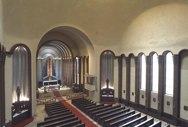 1. St. Augustinus - Vorher (Foto: Henning Schacht)
