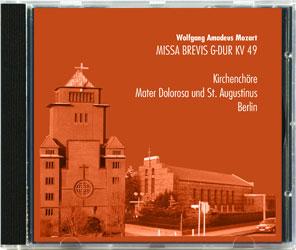 Missa brevis G-Dur KV 49